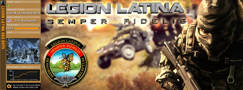 Legion latina semper fi